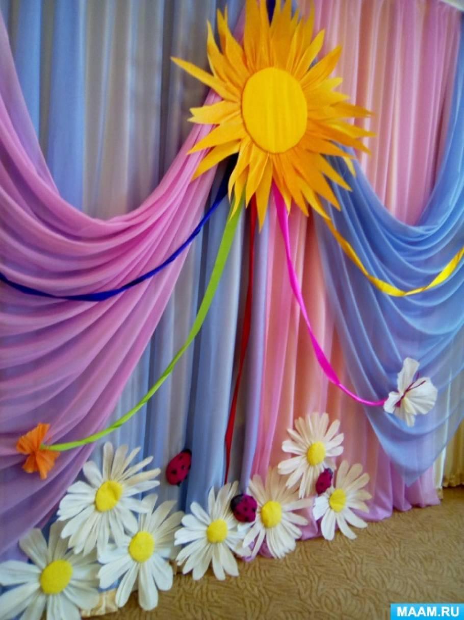 цветы для украшения сцены картинки многих моих