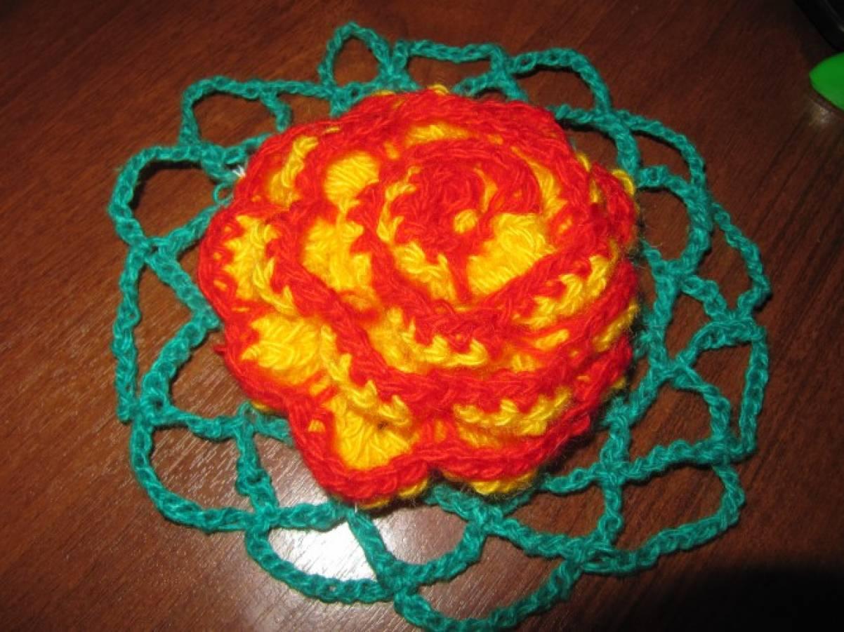 Рукоделие вязание крючком детям