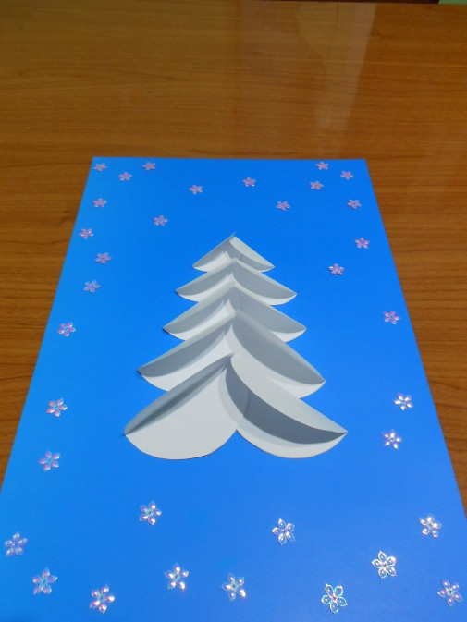 открытка новогодняя с детьми средней группы свои полезные свойства