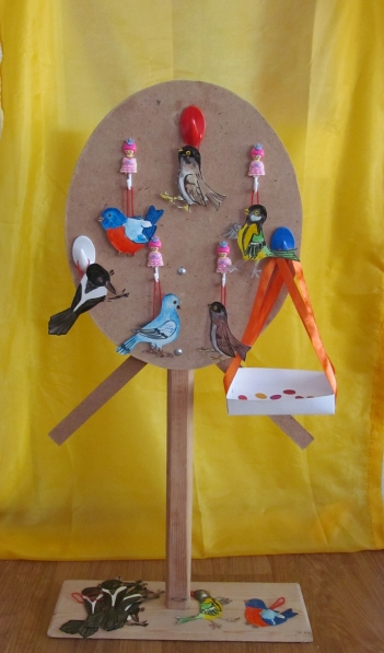 знакомство с деревом 2 младшая группа