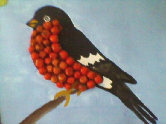 Птицы из природных материалов своими руками 95