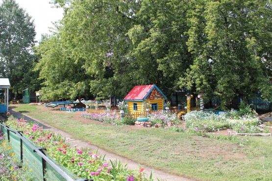 Как украсить участок детского сада в летний период своими руками фото 196