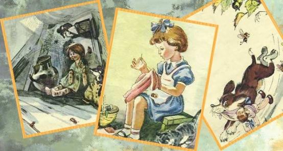 занятие знакомство детей с русским народным творчеством