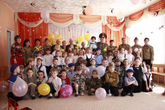 День победы рассказ для дошкольников 5