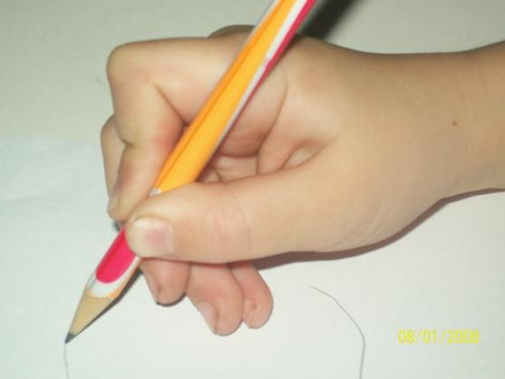 Карандашный рисунок, как вид детской графики