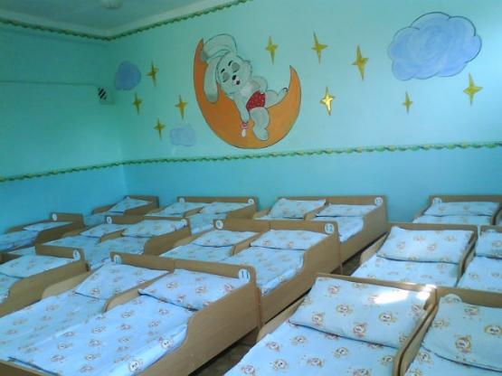 оформление спальни в детском саду своими (нет)