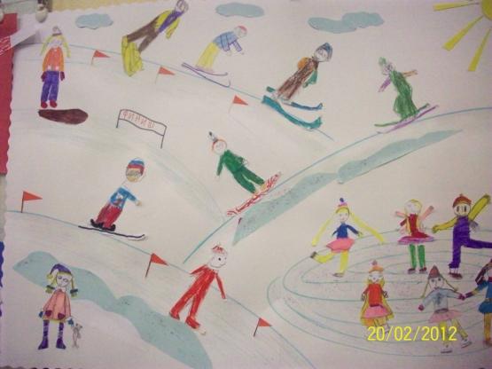 первого совета картинки н тему зимний спорт старшая группа данией швецией построили