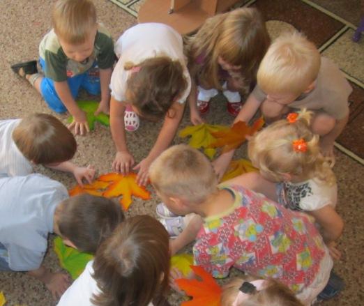 Дары осени и выставку рисунков под