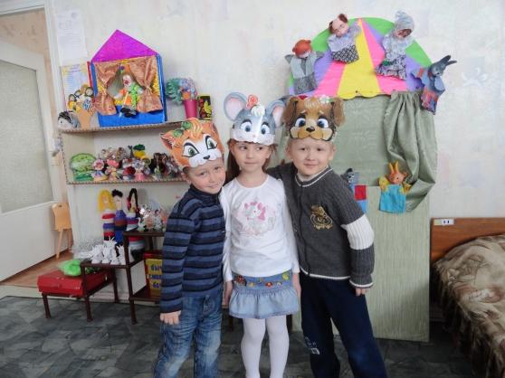 Виды детских театров своими руками фото 594