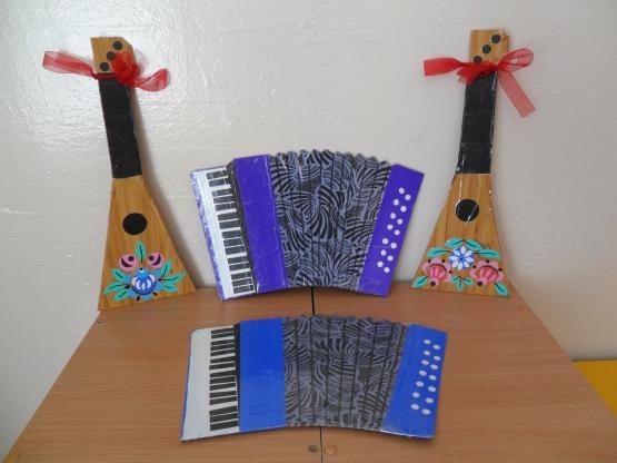 Как из бумаги сделать музыкальный инструмент 792