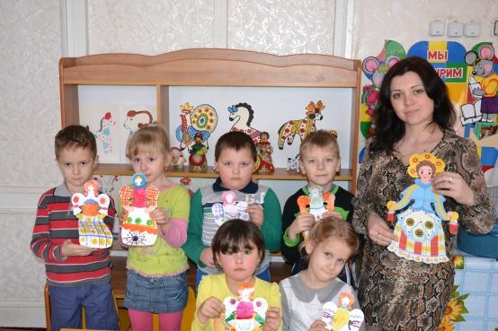 занятия в детском саду по знакомству со сказками