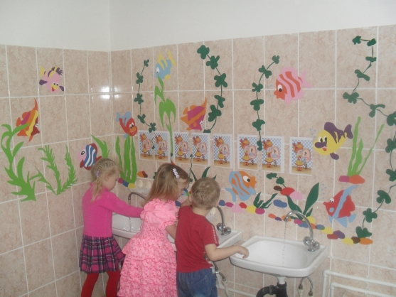 Развивающая среда группы в детском саду своими руками