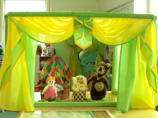 Настольные театры для детского сада своими руками