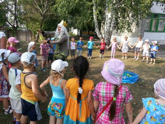 Сценарии летних праздников для дошкольников