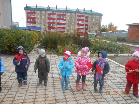 гуляйте с детьми знакомьте их окружающим миром