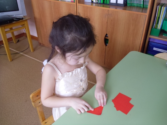 Оригами из бумаги для детей конспекты занятий 74