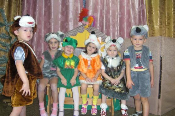 Сценарий юбилея детского сада 10 лет