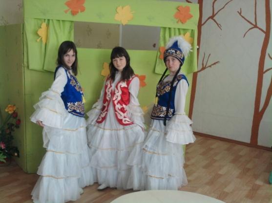 знакомство с флагом казахстана для детей