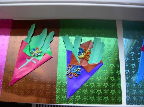 Поделки из бумаги для детей дошкольного возраста