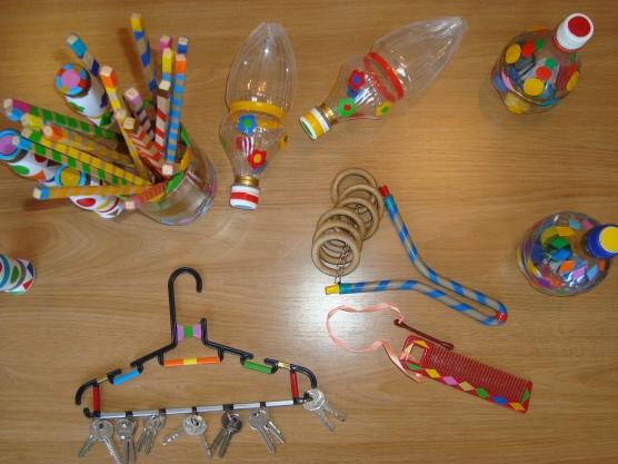 Музыкальные Инструменты Своими Руками В Детском Саду - Домашняя идея