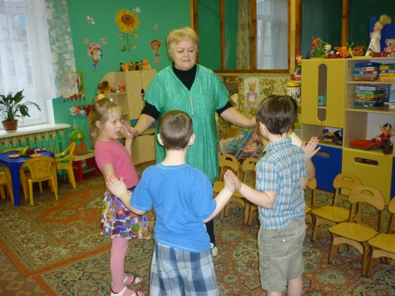 занятие знакомство с профессией детский сад