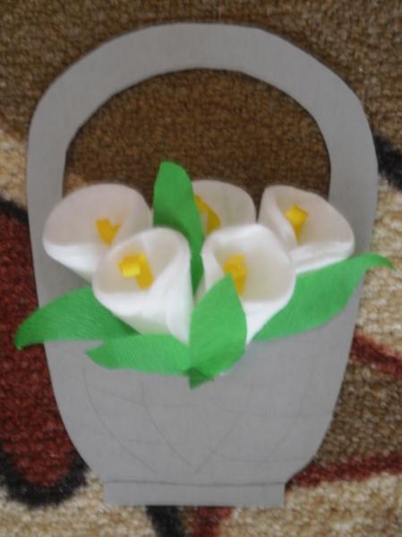Подарки для мам из бумаги своими руками