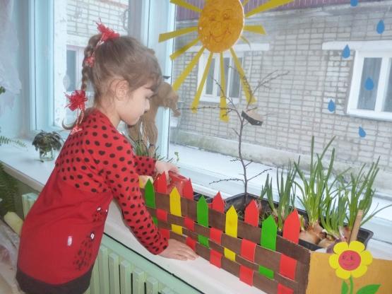 Начинается весна — мы сажаем семена