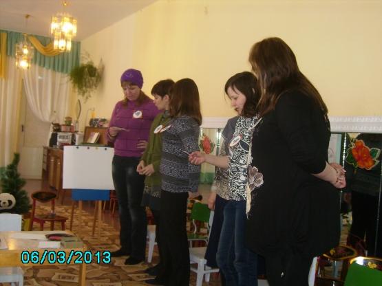 Родительское собрание в детском саду в подготовительной