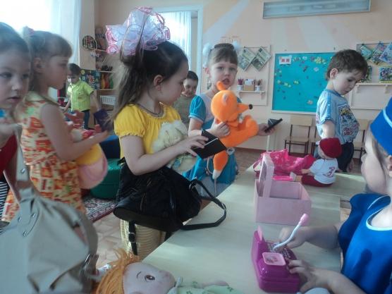 детские игры на знакомство младший возраст