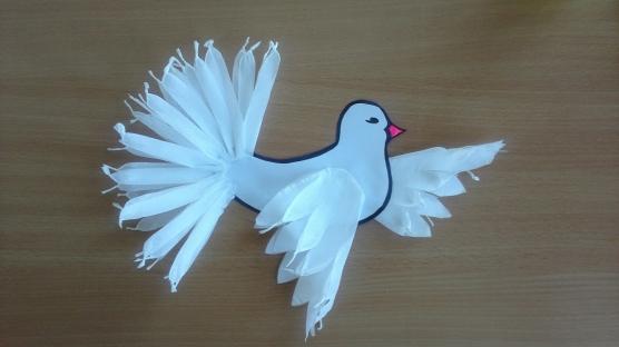 Птички поделки своими руками из бумаги