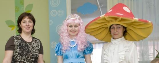 Сценарий дня рождения для девочки (4 года) «День рождения с принцессой Леснянкой»