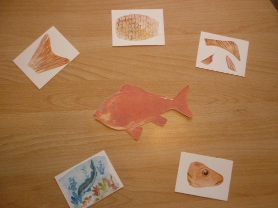 под знаком золотой рыбки