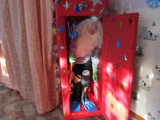 Дед мороз борода красный нос песня