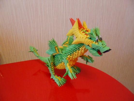"""Мои работы в технике """"модульное оригами"""". Воспитателям детских садов, школьным учителям и педагогам - Маам.ру"""