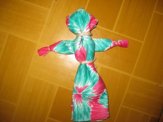 Кукла кувадка мастер класс