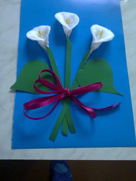 Подарок к дню матери с детьми 5 лет 129
