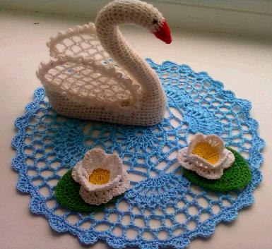 «Лебедь» Мастер-класс по