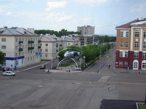 кумертау фото город
