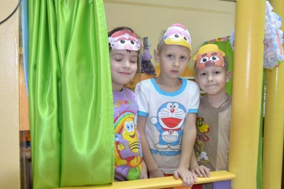 проект знакомство с куклами