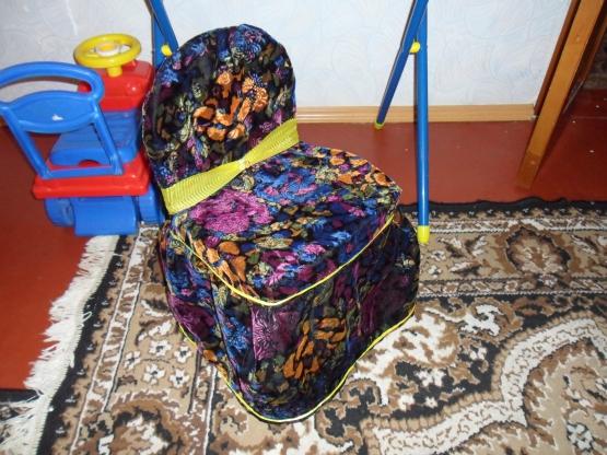 Чехлы на школьные стулья своими руками 175