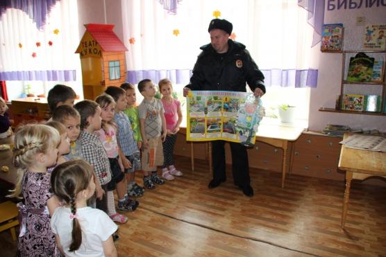 проект знакомство детей с профессиями в детском саду