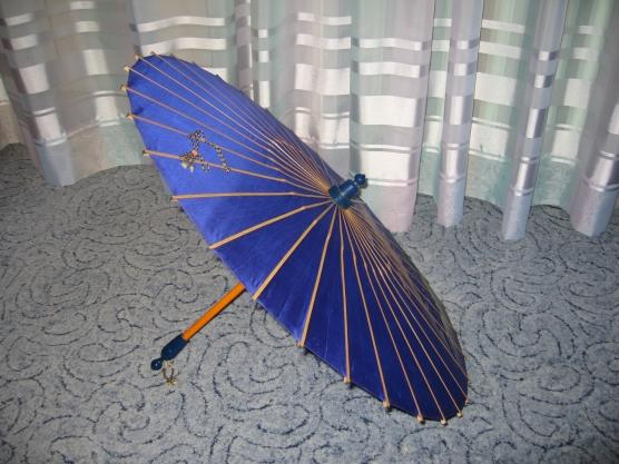 Японские зонтики своими руками 406
