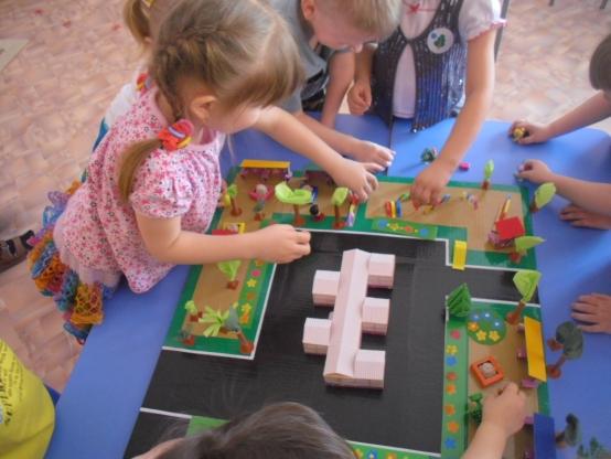 знакомство с детским садом занятие в средней группе