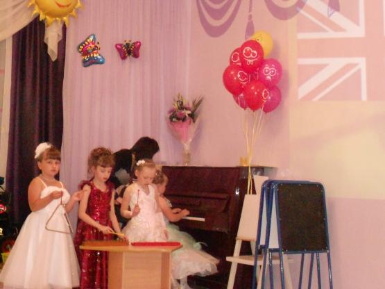 Сценарий выпускного праздника в детском саду «Путешествие на воздушном шаре»