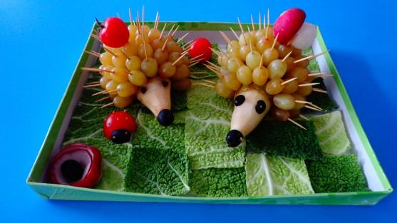 Поделки из овощей для детского сада на тему 869