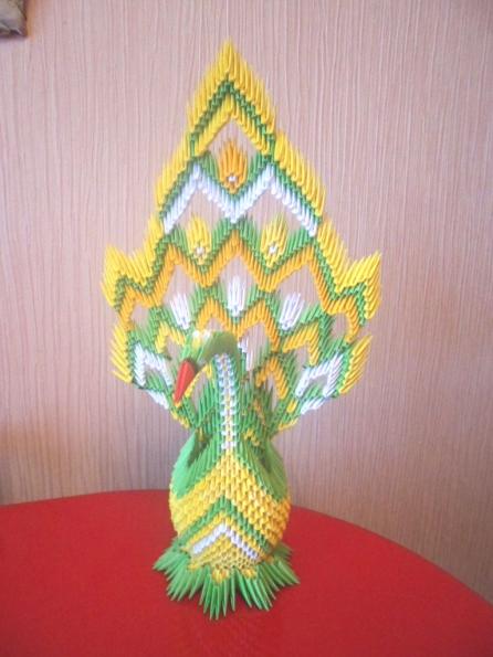 Модульное оригами галина тихонова