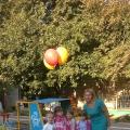 Как День Знаний праздновали в нашем детском саду.