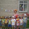 День защиты детей, или Летний праздник бантиков
