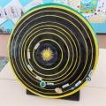 Пособие-макет Солнечной системы (для организации совместной деятельности старших дошкольников)