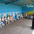 Занятие на участке для детей средней и старшей групп «Детям о ПДД»